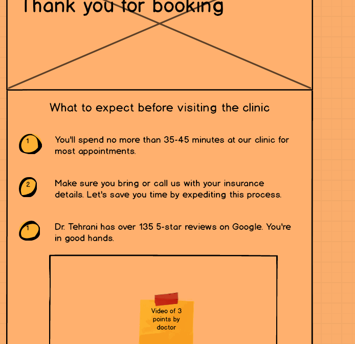 Email when a booking is made