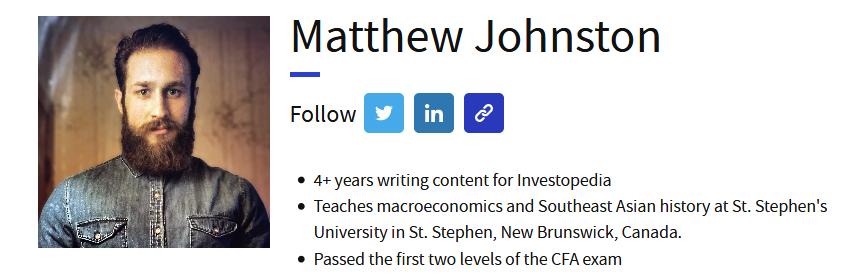 Matthew Johnston contact info
