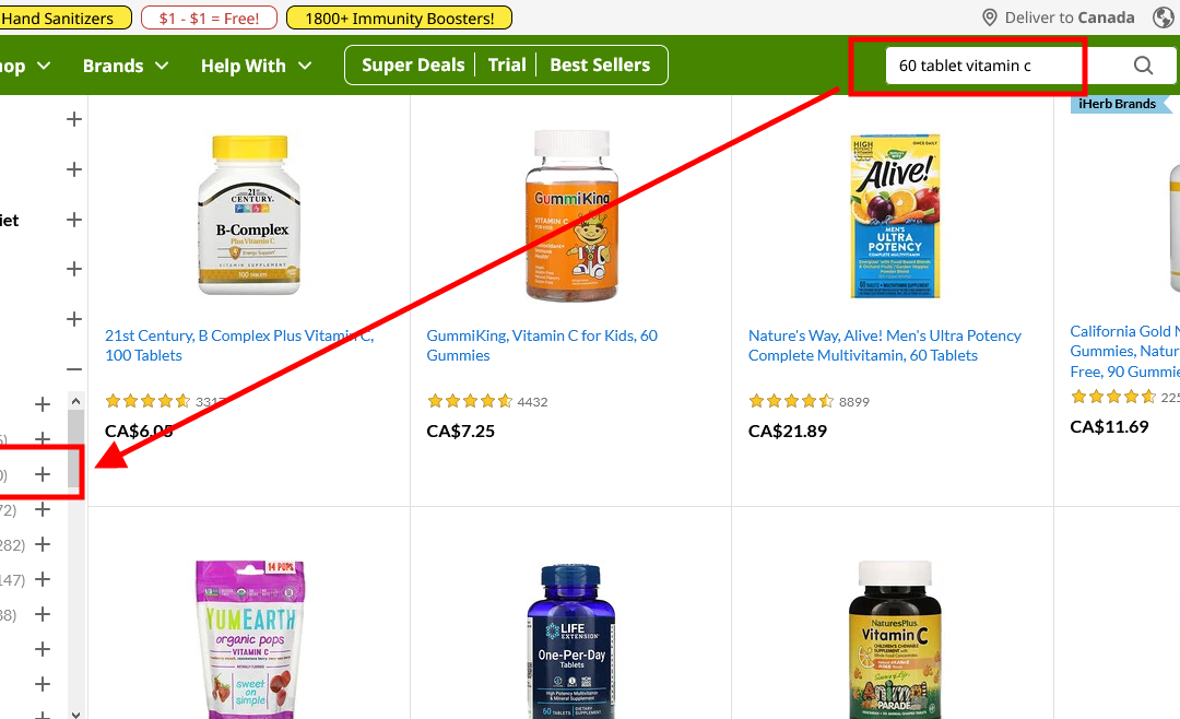 Optimizing your eCommerce search template for UX – An eCommerce digital strategy